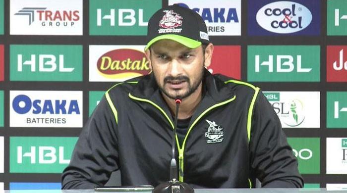 ٹیم بدقسمت رہی، سلمان بٹ کی ابھی ٹیم میں جگہ نہیں: کپتان لاہور قلندرز