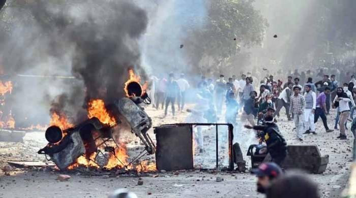 دہلی میں احتجاج: ہلاکتیں 11 ہوگئیں، شمال مشرقی ضلع میں دفعہ 144 نافذ