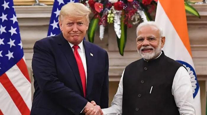 ٹرمپ کا دورہ بھارت کسی بڑے معاہدے کے بغیر اختتام پذیر ہوگیا