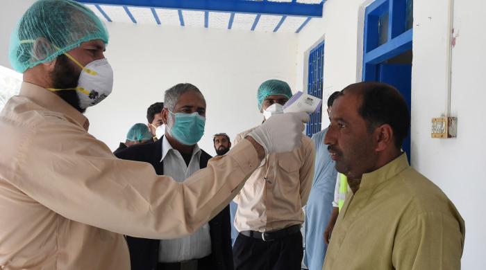 افغانستان میں کورونا وائرس: پاکستان نے سرحد پر حفاظتی انتظامات کرلیے