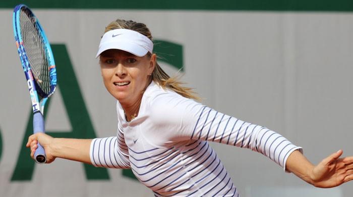 روسی ٹینس اسٹار ماریہ شراپوا نے ریٹائرمنٹ کا اعلان کردیا