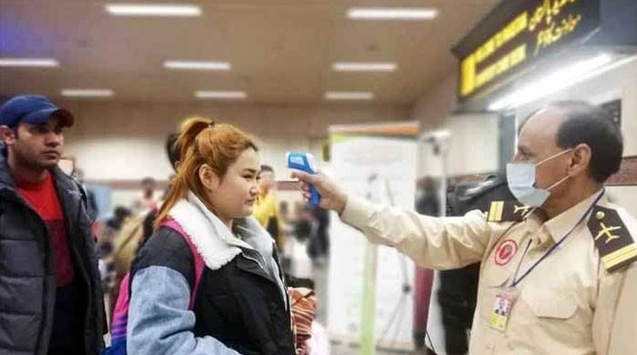 کورونا سے متاثر یحییٰ 20 فروری کو ایران سے آیا، ائیرپورٹ پر معائنہ نہیں کیا گیا