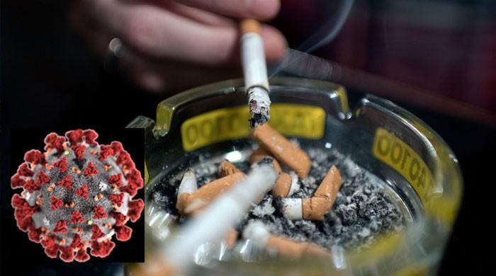 سگریٹ نوشی کرنے والوں کو بھی کورونا وائرس متاثر کر سکتا ہے: طبی ماہرین