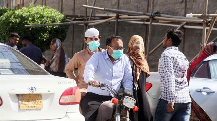 راولپنڈی اور لاہور کے 2 اسپتال کورونا کے مریضوں کیلیے مختص کرنے کا فیصلہ