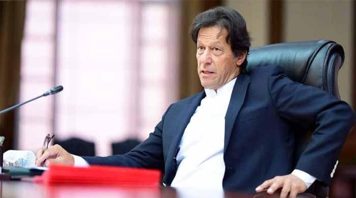 عمران خان کا غصہ