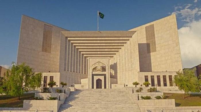 مشرف کو سزا سنانے والی خصوصی عدالت کو غیر قانونی قرار دینےکافیصلہ سپریم کورٹ میں چیلنج