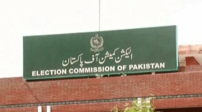 الیکشن کمیشن نے ایس پی عمر کوٹ کی تبدیلی کا نوٹس لے لیا