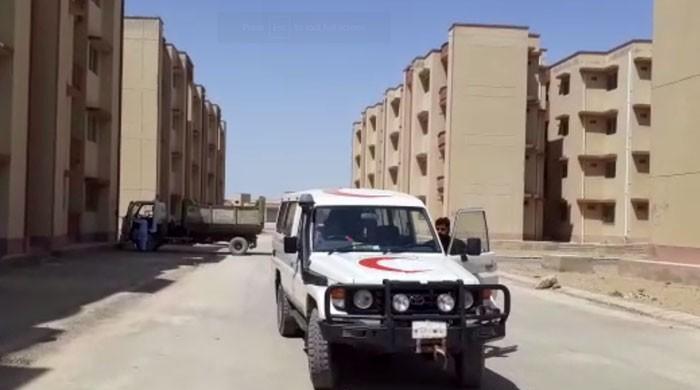 کراچی کے نواح میں سکھر کی طرز پر قرنطینہ مرکز بنانے کی تیاریاں