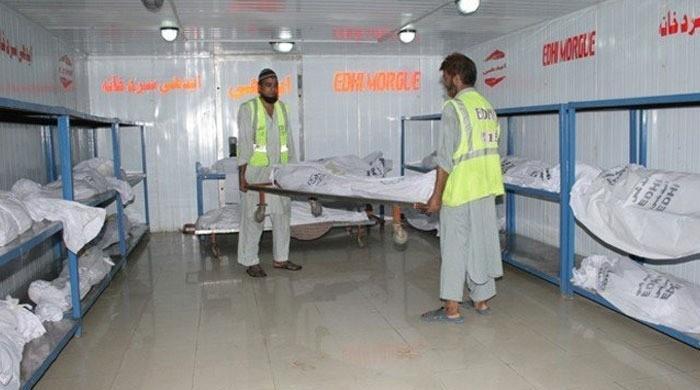 کورونا وائرس کے باعث کراچی کے سرد خانے بھی بند کردیے گئے