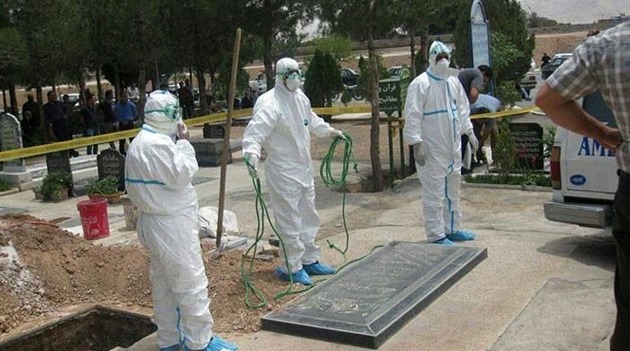 عالی ادارہ صحت نے کورونا سے مرنے والوں کی تدفین کے لیے گائیڈ لائنز جاری کر دیں