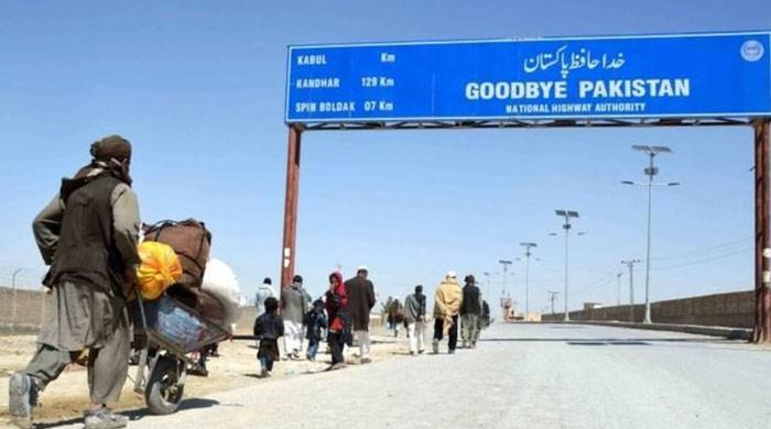 پاک افغان سرحد دوطرفہ تجارت کیلئے کھولنے کا فیصلہ