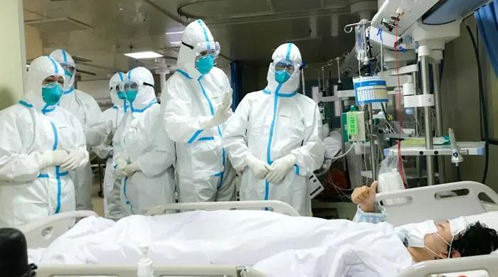 برطانیہ میں ایک ہی دن کورونا وائرس سے ہلاکتوں میں 20 فیصد اضافہ