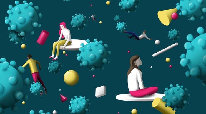 کورونا پر قابو پانے کیلئے ذہنی صحت اچھی رکھنا ضروری ہے: ماہرین نفسیات