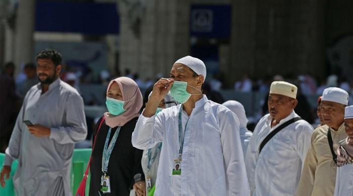سعودی عرب میں لاک ڈاؤن کے باعث پھنسے عمرہ زائرین کی واپسی کا عمل شروع