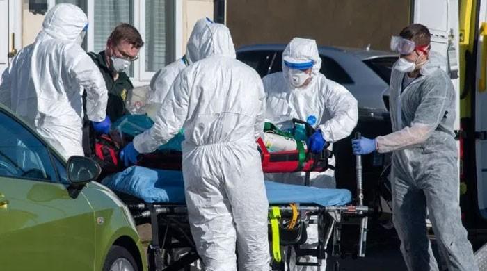 برطانیہ میں کورونا وائرس سے ایک ہی روز میں مزید 621 افراد ہلاک