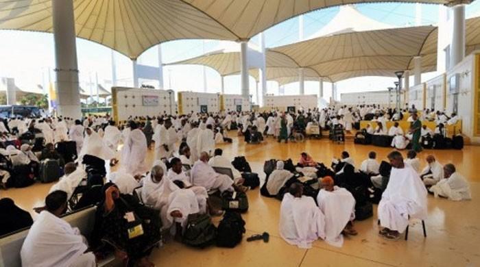 سعودیہ میں پھنسے پاکستانی معتمرین وطن واپسی کیلئے حکومتی اقدامات کے منتظر
