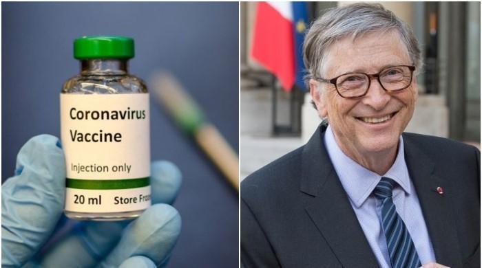 بل گیٹس کورونا کی ویکسین کیلیے اربوں ڈالر خرچ کرنے پر تیار