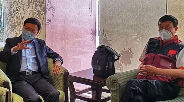 پاکستان میں کورونا چین کے مقابلے میں انتہائی تیزی سے پھیل رہا ہے، چینی ماہرین