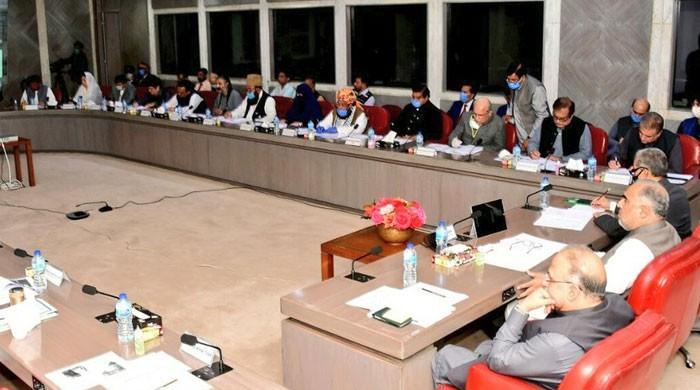 کورونا وائرس کے حوالے سے قائم پارلیمانی کمیٹی کا اجلاس، ملکی صورتحال پر غور