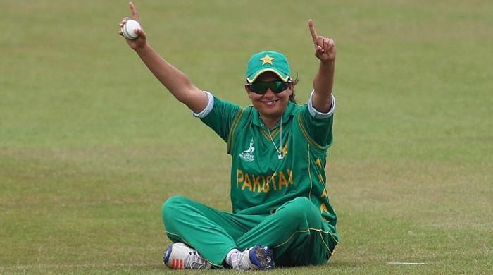 پاکستان ویمن ٹیم کی سابق کپتان ثناء میر انٹرنیشنل کرکٹ سے ریٹائر