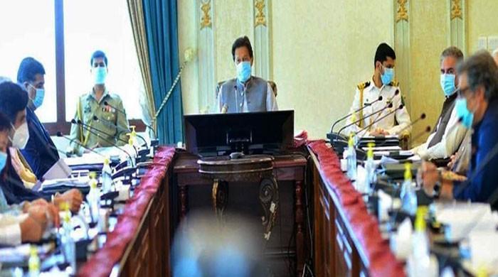 وفاقی کابینہ نے انتخابی اصلاحات پر پیش کی گئی رپورٹ کی منظوری دے دی