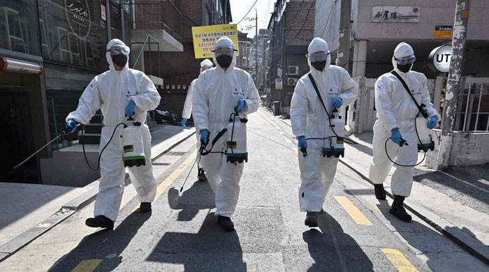 جراثیم کش اسپرے انسانوں کیلئے خطرناک ہو سکتا ہے: عالمی ادارہ صحت