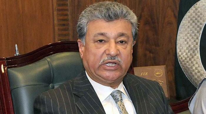 میئر اسلام آباد شیخ انصر عزیز کو معطل کر دیا گیا