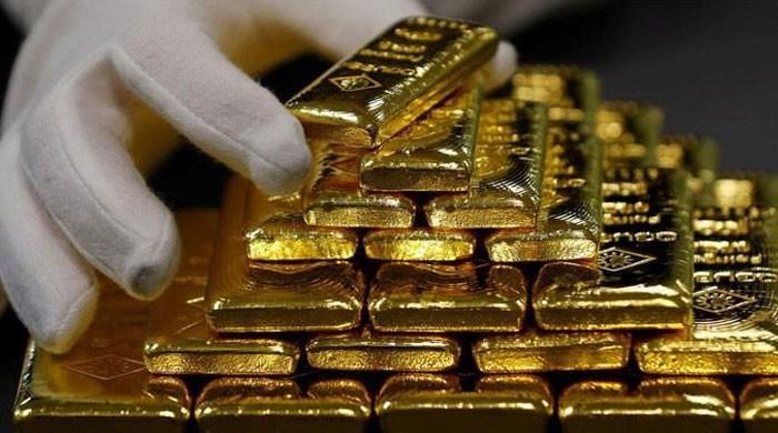 روپے کی قدر میں کمی، فی تولہ سونا بھی 2 ہزار روپے مہنگا ہوگیا