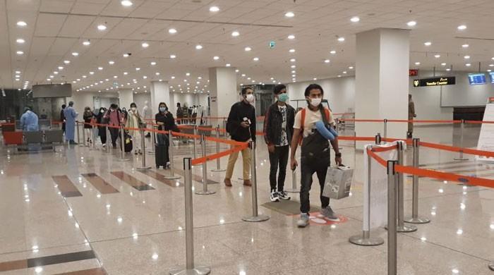 پی آئی اےکا خصوصی طیارہ ووہان میں پھنسے طلبہ کو لےکر پاکستان پہنچ گیا