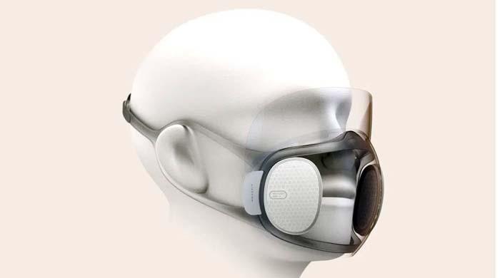 جدید ٹیکنالوجی سے لیس 'خودکار جراثیم کش' ماسک تیار