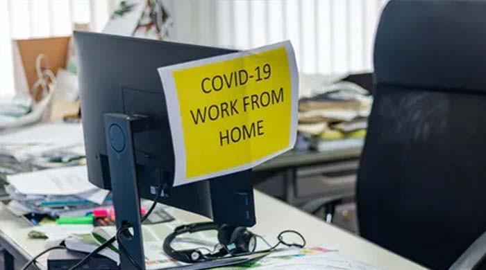 لاک ڈاؤن: گھر سے کام کرنیوالے افراد کیلئے چند ہدایات