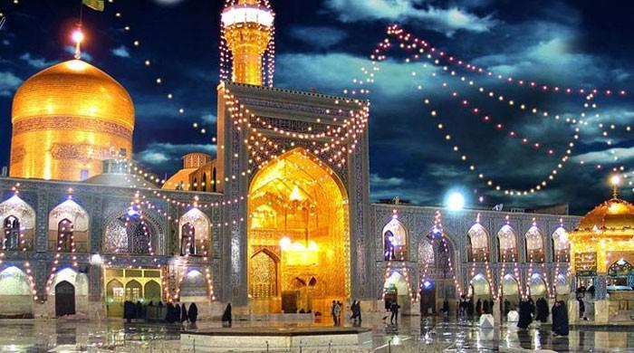 ایران کا عید کے بعد تمام مذہبی اور مقدس مقامات کھولنے کا اعلان