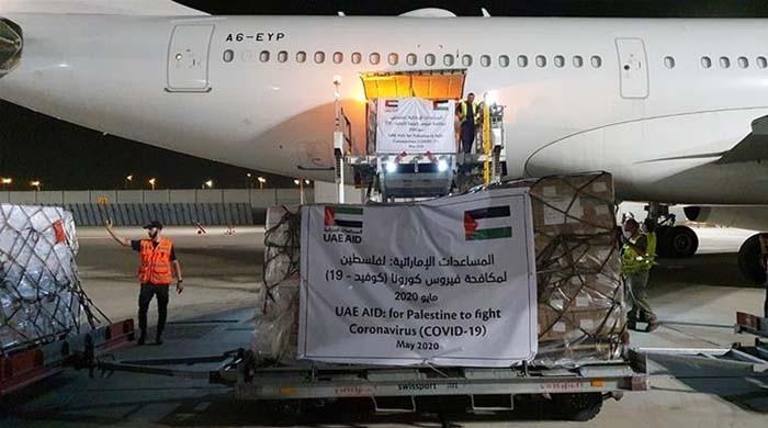 کورونا وائرس: فلسطین کا متحدہ عرب امارات کی امداد قبول کرنے سے انکار