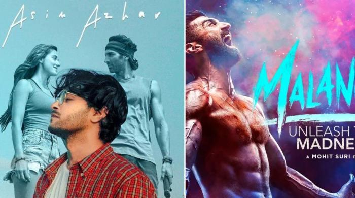 عاصم اظہر کا پہلا بالی وڈ گانا 'ہمراہ' ریلیز