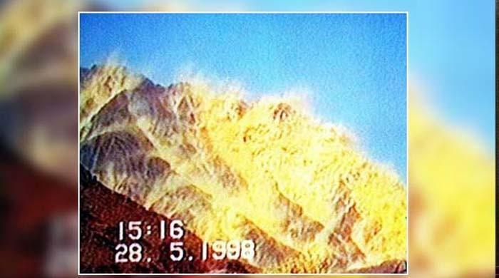 یومِ تکبیر: پاکستان کو ایٹمی قوت بنے 22 سال ہوگئے
