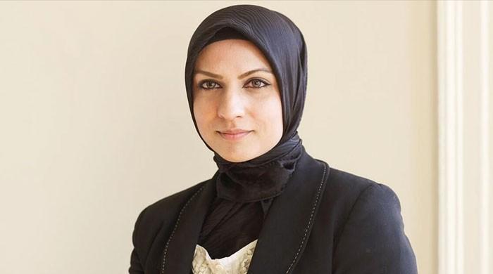 برطانیہ میں پہلی بار باحجاب خاتون جج کے منصب پر فائز