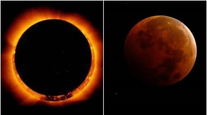جون میں چاند اور سورج دونوں کو گرہن لگے گا