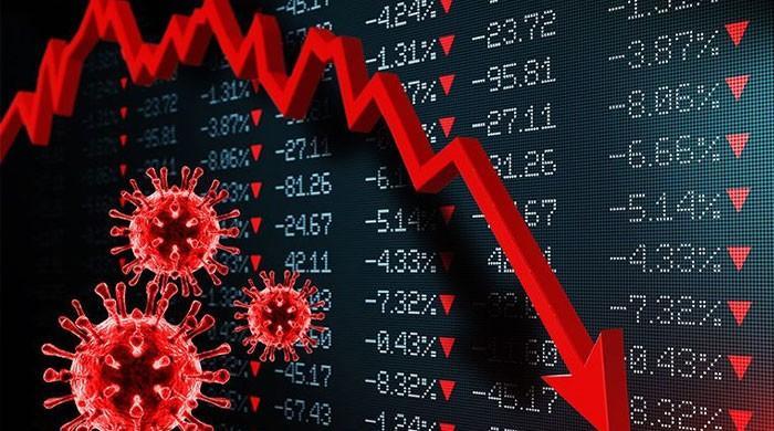 کورونا کے باعث عالمی معیشت 3 فیصد سے زائد سکڑے گی: آئی ایم ایف
