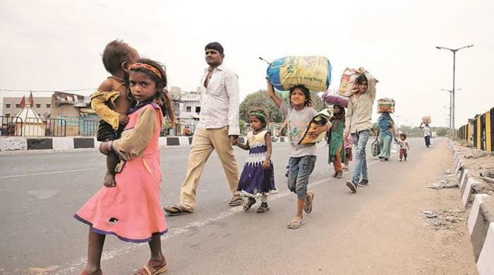 بھارت: لاک ڈاؤن کے دوران بھوک و افلاس سے لوگ مردار جانور کا گوشت کھانے پر مجبور