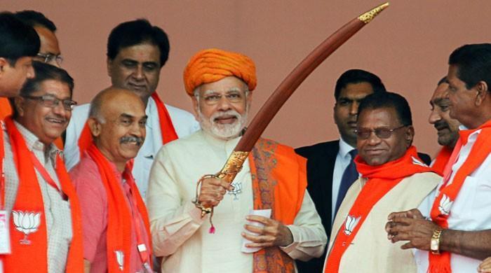 بھارت کا لداخ میں چین کے ہاتھوں ہزیمت اٹھانے کے بعد پاکستان کے خلاف مکروہ منصوبہ