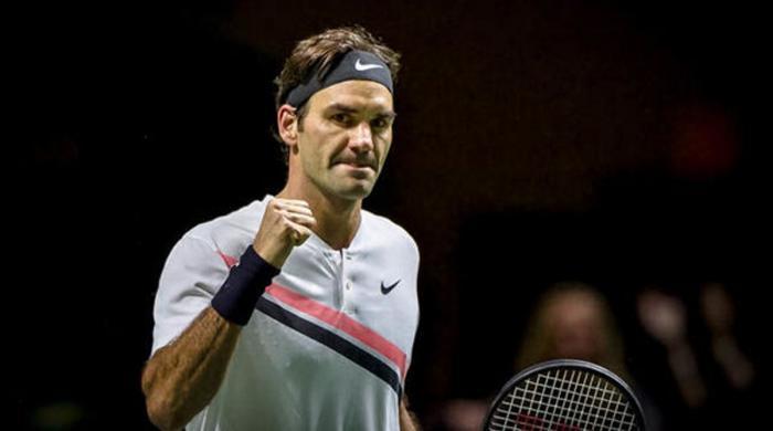 ٹینس اسٹار راجر فیڈر  سب سے زیادہ پیسہ کمانے والے کھلاڑی قرار