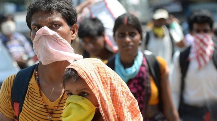 بھارت: کورونا کیسز  میں ریکارڈ اضافے کے باوجود ریسٹورنٹس اور مالز کھولنے کا فیصلہ