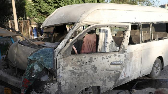 کابل میں بم دھماکے سے ٹی وی چینل کا صحافی جاں بحق