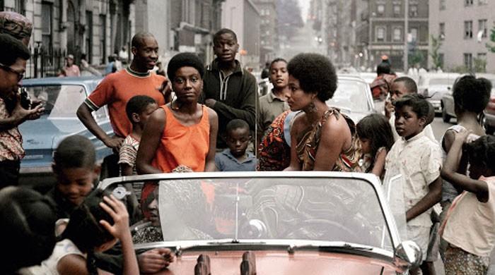 امریکا میں بسے سیاہ فاموں کی تاریخ