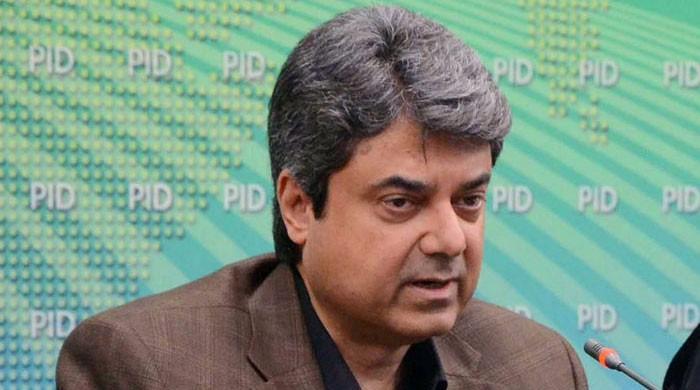 وفاقی وزیر قانون فروغ نسیم وزارت سے مستعفی