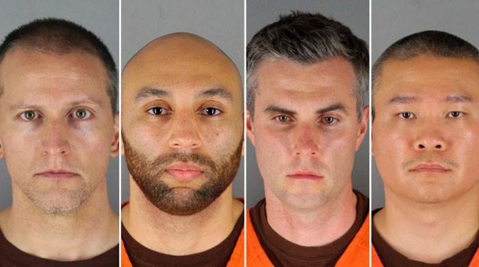 امریکا: سیاہ فام شخص کی ہلاکت میں ملوث مزید 3 پولیس اہلکاروں کیخلاف کارروائی کا فیصلہ
