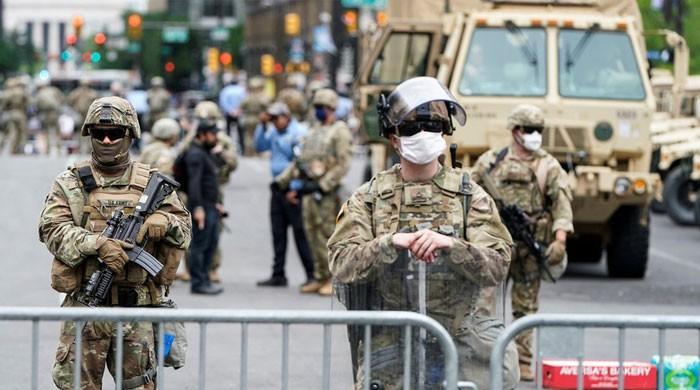 مظاہرین کو کچلنے کیلئے فوج کی تعیناتی پر موجودہ و سابق آرمی جنرلز کی ٹرمپ پر شدید تنقید