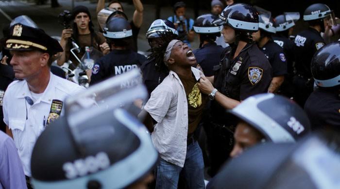 سیاہ فام شہری کی موت کے بعد امریکا میں قانون تبدیل ہو گا