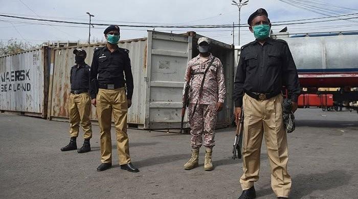 کورونا نے سندھ پولیس کے ایک اور اہلکار کی جان لے لی