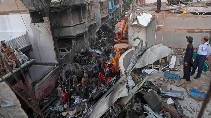 تباہ شدہ جہاز کے فلائٹ ڈیٹا ریکارڈر اور وائس ریکارڈر سے اہم معلومات مل گئیں